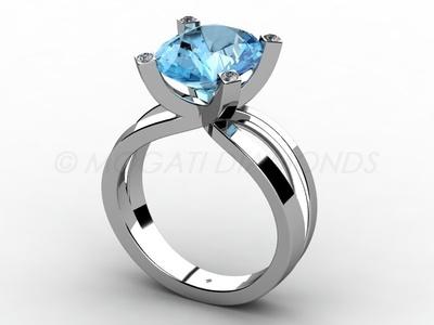 Prsteny-Prsten Mogati 002 Z
