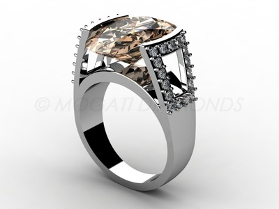 Prsteny-Prsten Mogati 003 Z