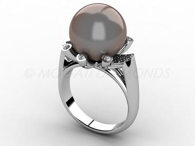 Prsteny-Prsten Mogati 007 Z