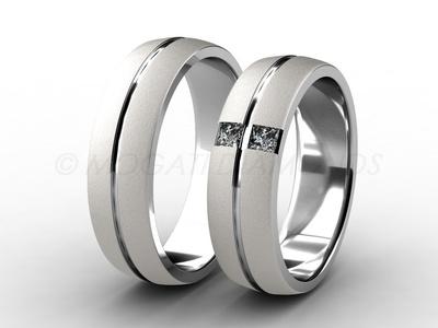 Snubní prsteny-Snubní prsteny 000 Z