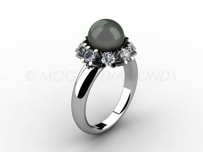 Prsteny-Prsten Mogati 050 Z