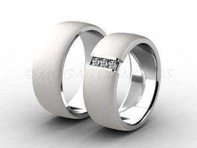 Snubní prsteny-Snubní prsteny 005 Z
