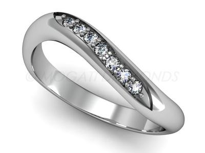 Zásnubní prsteny-Zásnubní prsten 016 Z